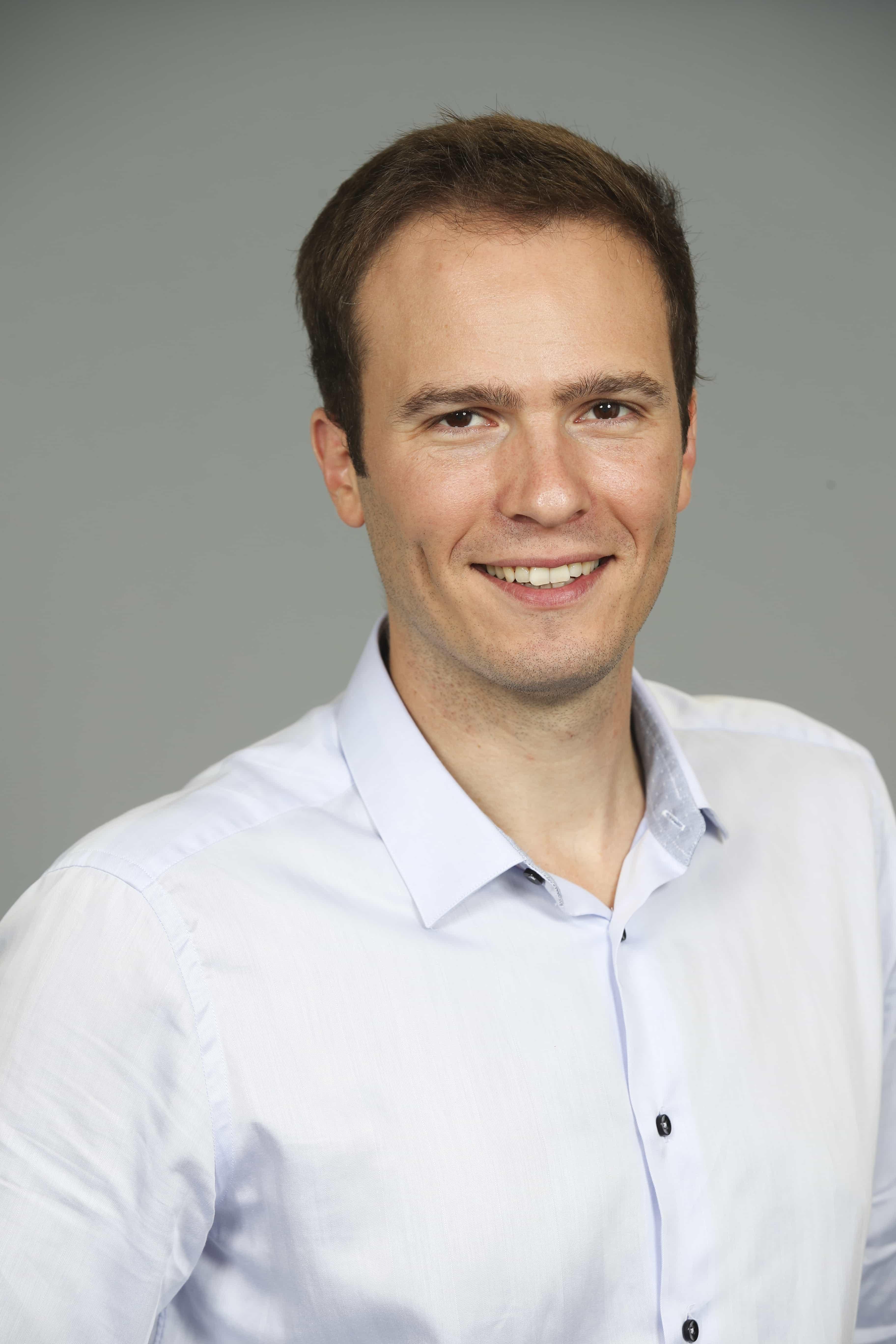 portrait photo du Directeur Technique Vincent de Chefdebien